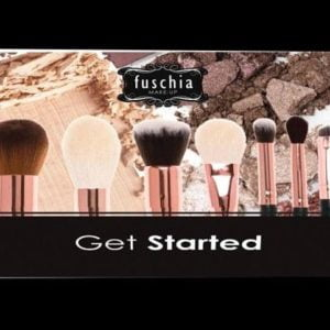 Get Started Brush Set