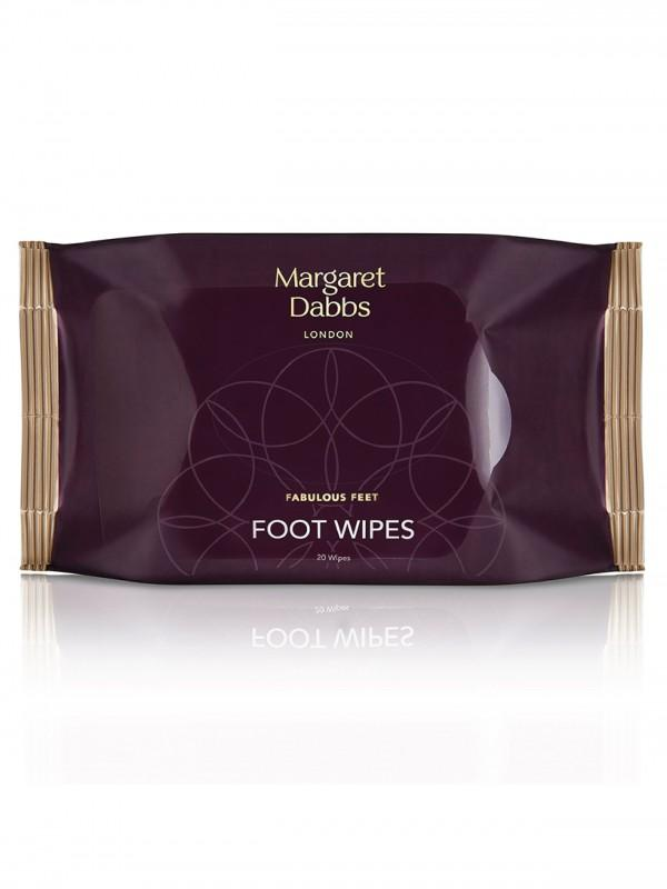 Margaret Dabbs Foot Cleansing Wipes