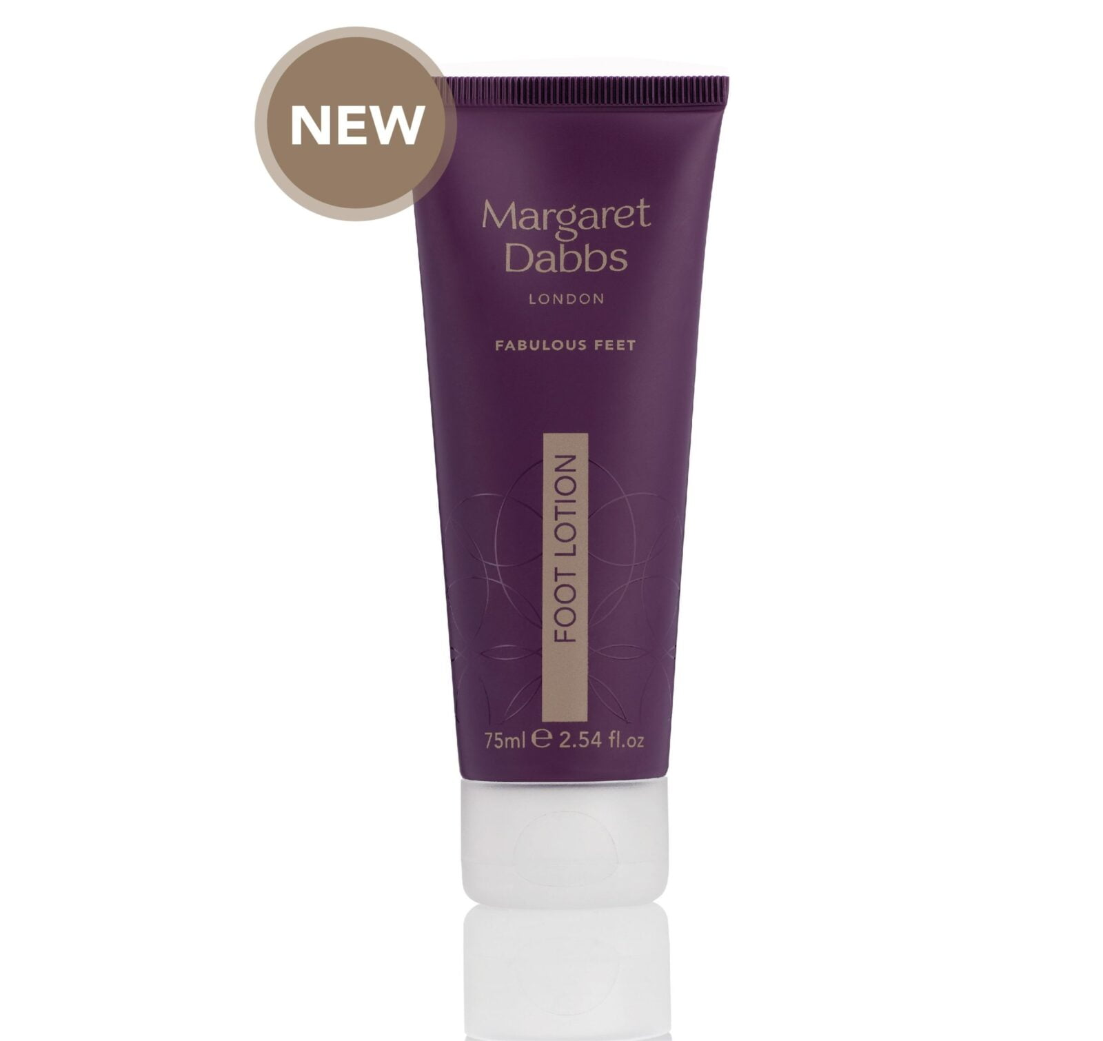 Margaret Dabbs Intensive Hydrating Foot Lotion Tube