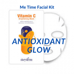 'ME TIME' FACIAL KITS - ANTIOXIDANT GLOW