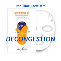 'ME TIME' FACIAL KITS - DECONGESTION