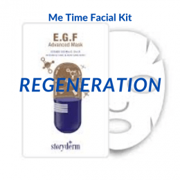 'ME TIME' FACIAL KITS - REGENERATION