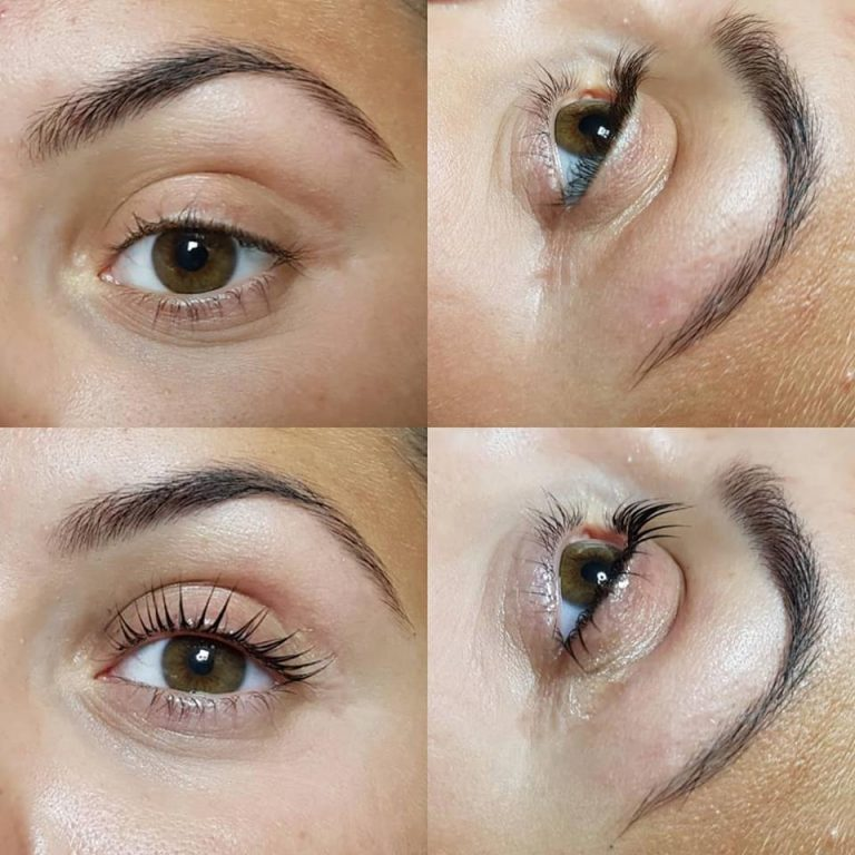 Enhance your natural eye with LVL lash lift.